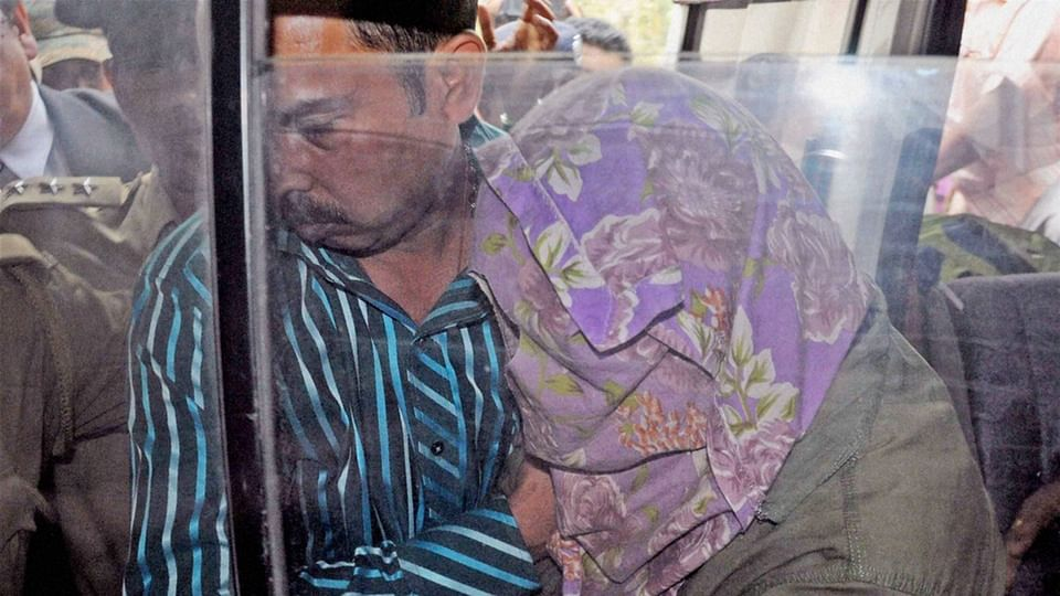 File photo of one of the accused who was arrested earlier. (Photo: PTI)