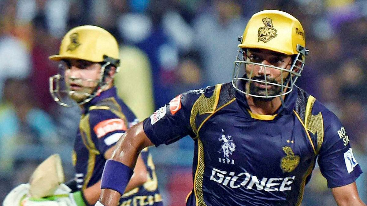Last seen in action during the IPL, Robin Uthappa has been picked for India's tour of Zimbabwe. (Photo: PTI/BCCI)