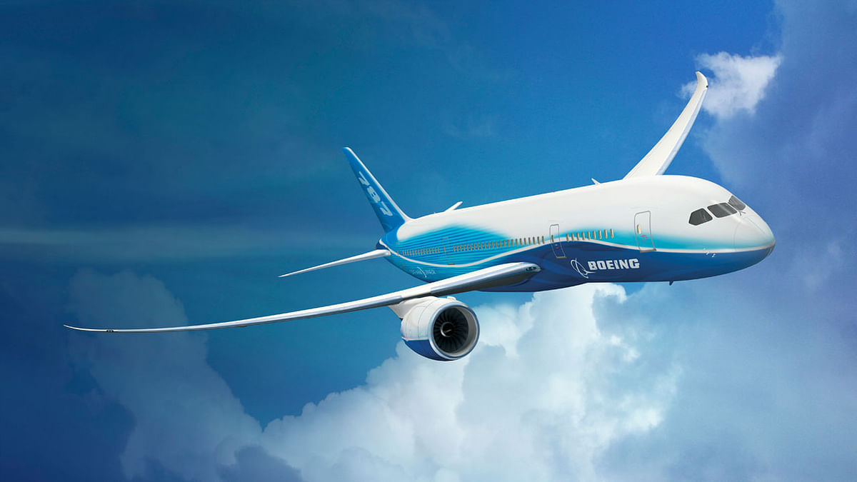 Boeing's 787 Dreamliner. Image used for representational purposes.
