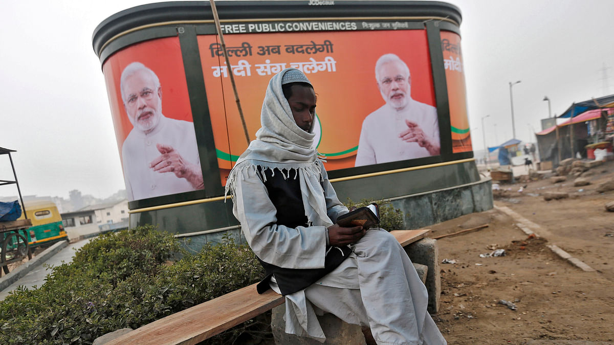 Muslims Are Alienated From PM Modi, Not the Indian State: Survey