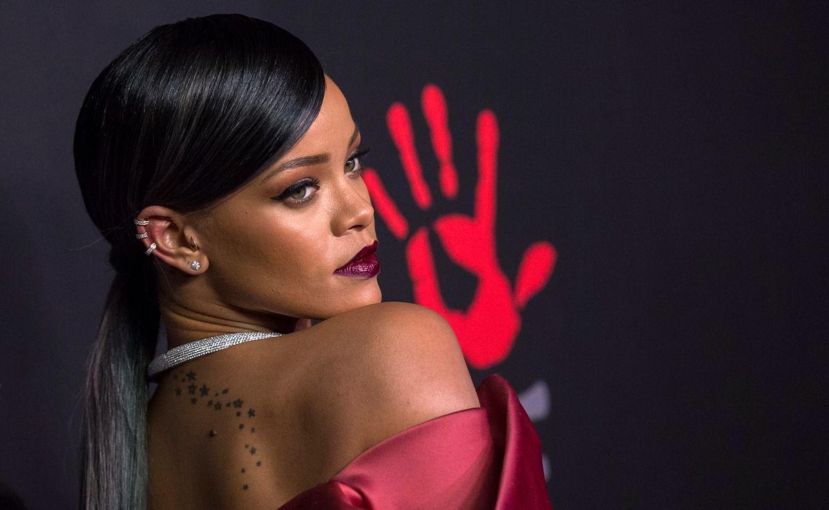 Rihanna (Photo: Reuters)