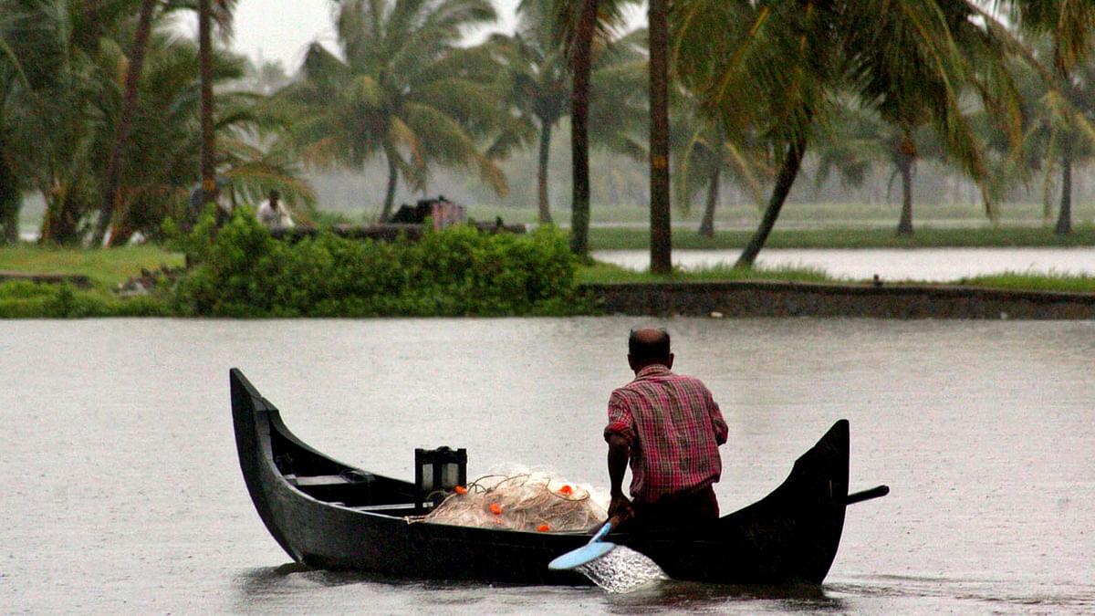 Monsoon in Alleppy, Kerala. (Photo: Reuters)