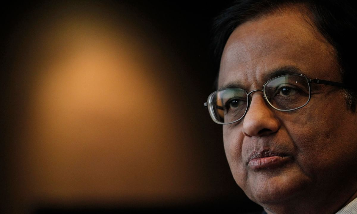 Former  Minister P Chidambaram (Photo: Reuters)