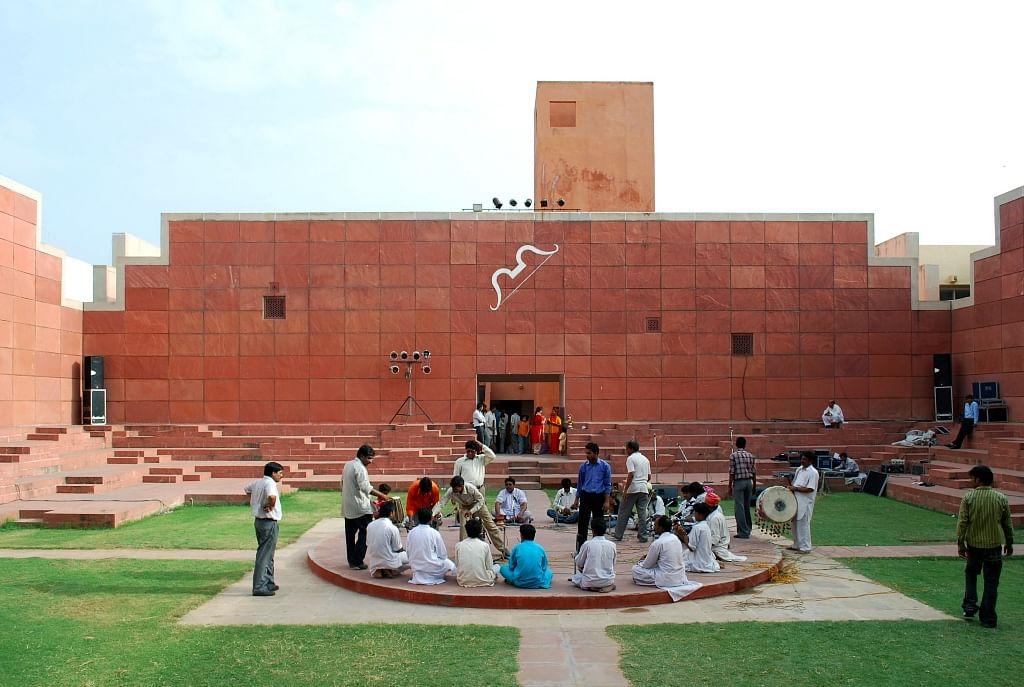 Jawahar Kala Kendra in Jaipur.(Photo:Sanyam Bahga)