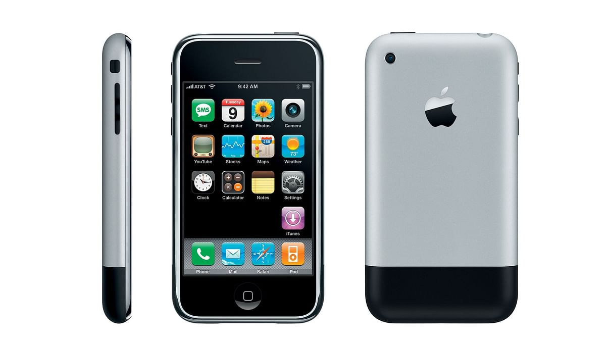 Birth of a True Smartphone: 13 Years Since the First Apple iPhone
