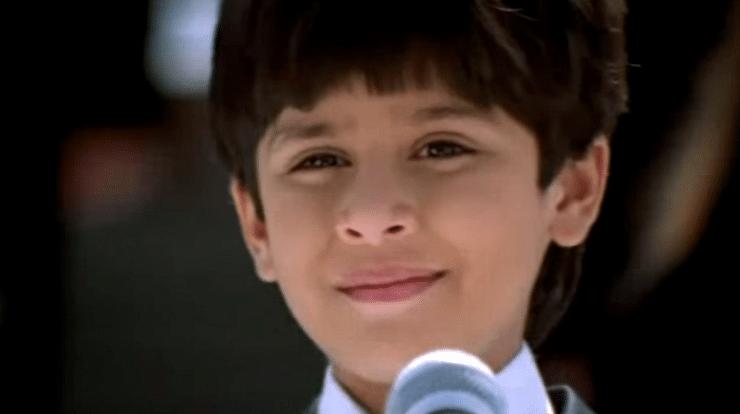 "Jibraan Khan from the movie Kabhi Khusi Kabhie Gham (Photo: <a href=""https://www.youtube.com/watch?v=Ts9j_Tw8o-A"">YouTube/Dharma Productions</a>)"