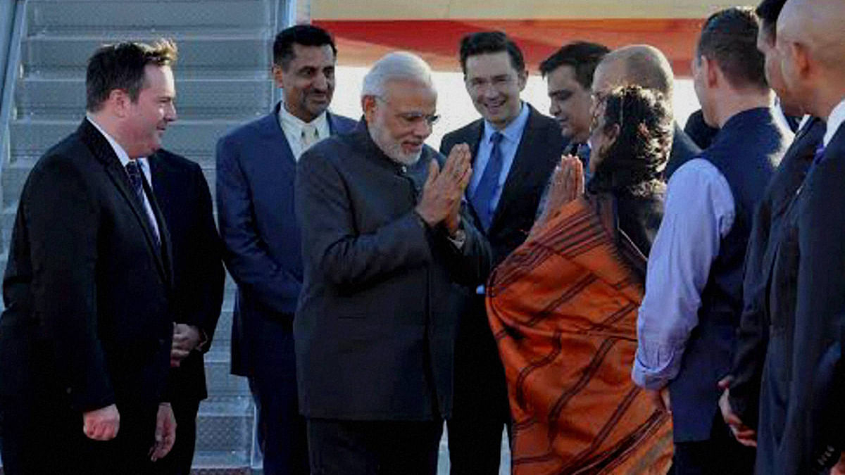 File photo of Prime Minister Narendra Modi. (Photo: PTI)