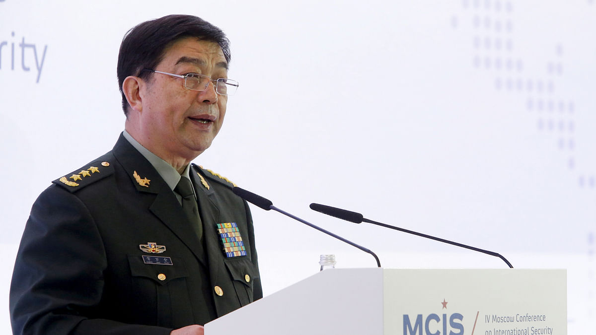 China Boosts Defence Spending by 8.1% Amid Military Modernisation