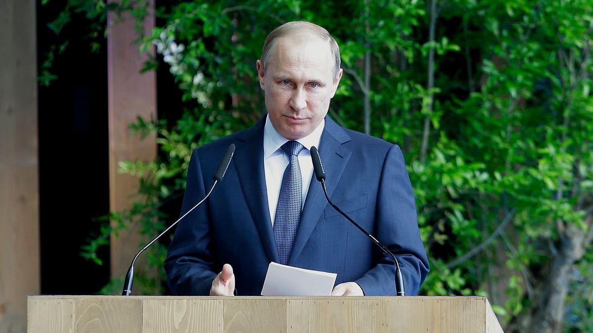 <!--StartFragment-->Russia President Vladimir Putin. (Photo: AP)<!--EndFragment-->