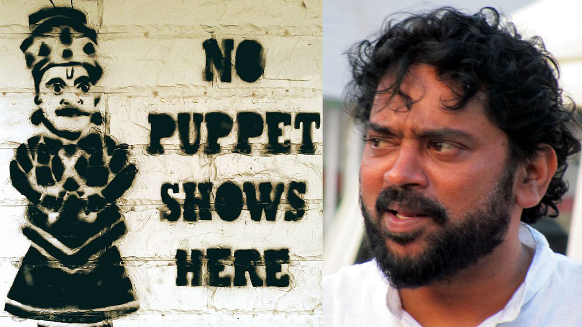 "Award winning Cinematographer Santhosh Sivan has quit FTII's governing council to support protests against the recent appointment of the institute's chairman. (Photo: <a href=""https://en.wikipedia.org/wiki/Santosh_Sivan"">Wikimedia Commons</a>)"