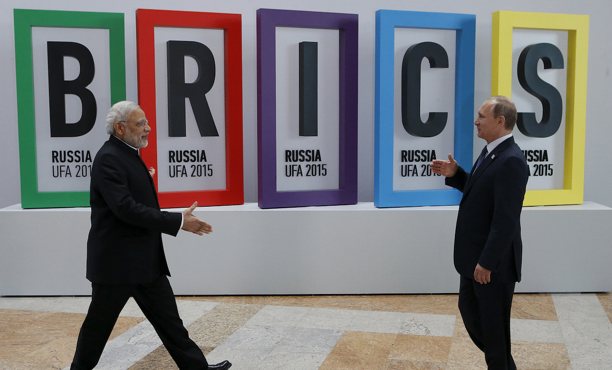 The authoritarian system in Russia diverge from the lively democracy in India. (Photo: Reuters)