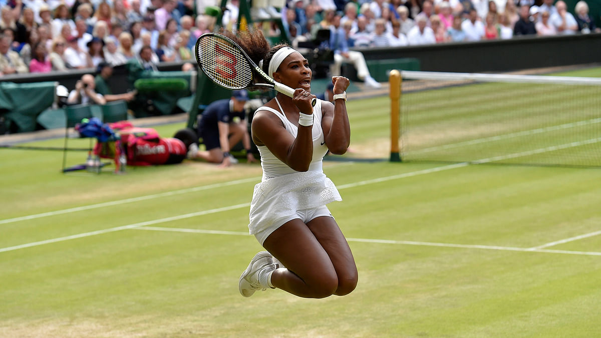 Serena Williams announced her pregnancy on Sunday. (Photo: Reuters)