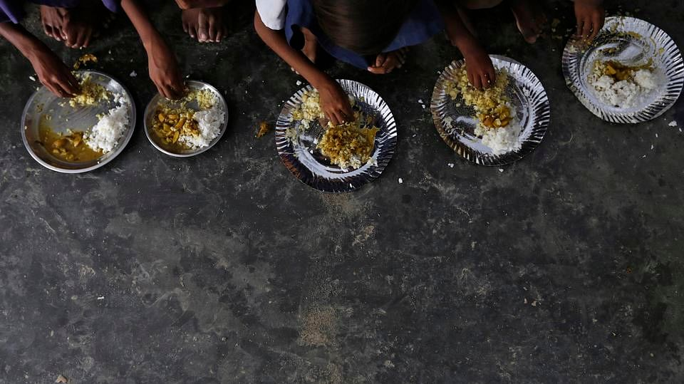 Dead Rat in Mid-day Meal in Delhi School, 9 Students Hospitalised