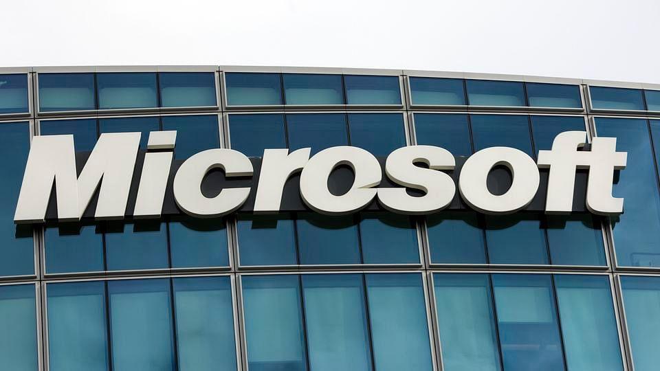 General view of Microsoft Corporation new headquarters near Paris. (Photo: Reuters)