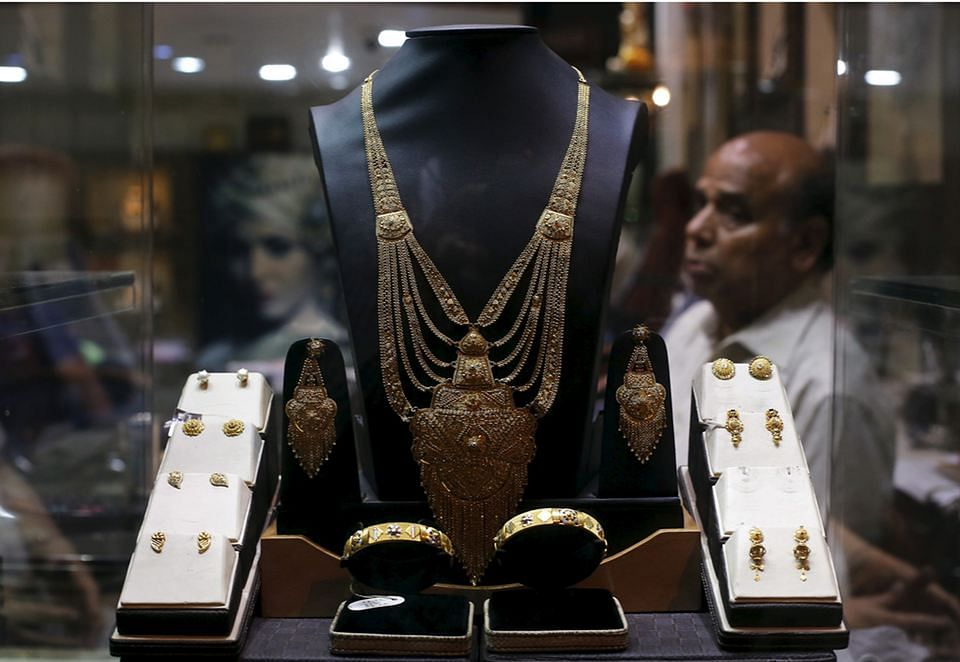 Gold hits a five-year low in India.(Photo: Reuters)