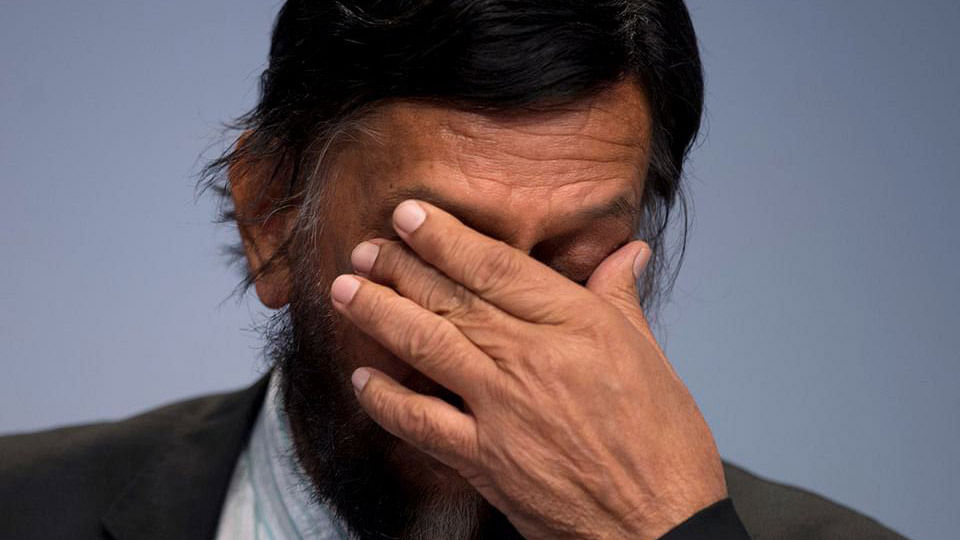 Sacked TERI ChiefRK Pachauri (Photo: PTI)
