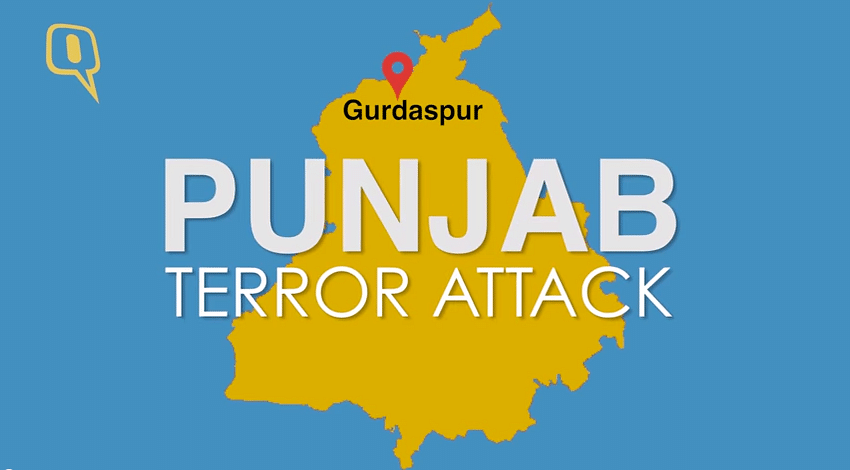 The Who, What, Why, When, Where and How of the Gurdaspur Attack