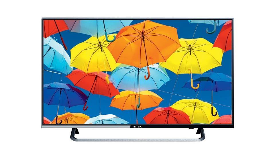 Intex Full HD TV in 40 inch. (Photo: Intex)