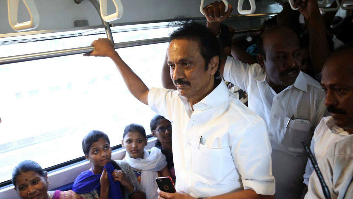 During the special hearing that took place late on Sunday evening, the government's counsel had argued that DMK had filed an application asking for permission for a rally against CAA on 23 December.