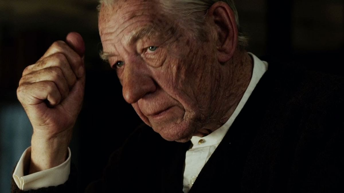 """A screengrab from the <i>Mr Holmes </i>trailer. Sherlock Holmes deals with losing his memory in the film. (Photo: Youtube.com/<a href=""""https://www.youtube.com/watch?v=FJwgItmobFE"""">MovieTrailers</a>)"""