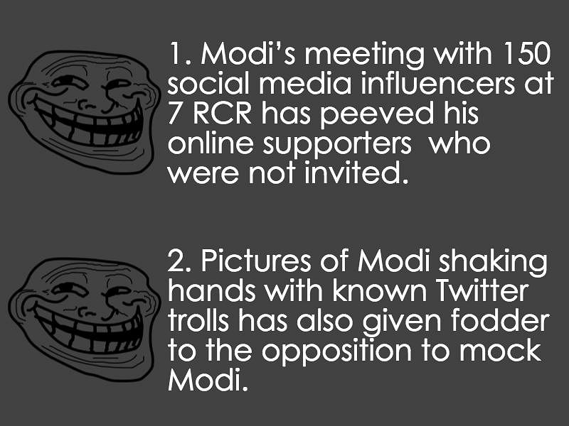 Twitter Trolls among #Super150 Invited by PM Modi