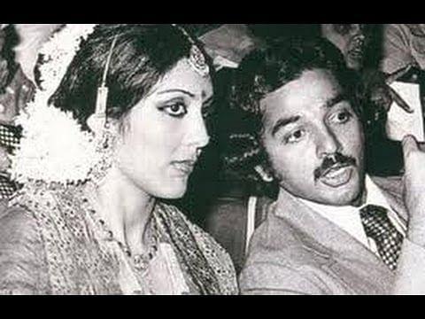 """Vani Ganapathy and Kamal Haasan were married for 10 years (Photo: <a href=""""https://www.youtube.com/watch?v=QXZkBFEEmQo"""">Youtube/b4umaga</a>)"""