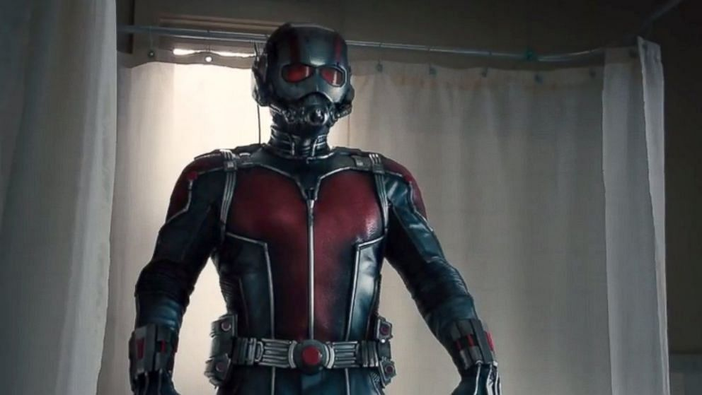 A still from <i>Ant Man</i>