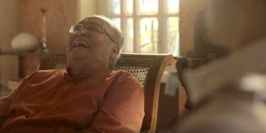 Soumitra Chatterjee in <i>Ahalya</i>