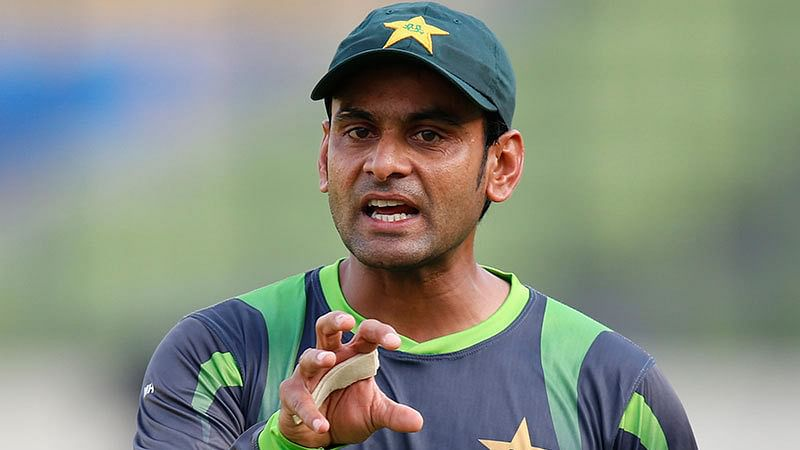 Pakistan's Hafeez Takes a Dig at Tainted Sharjeel's Comeback