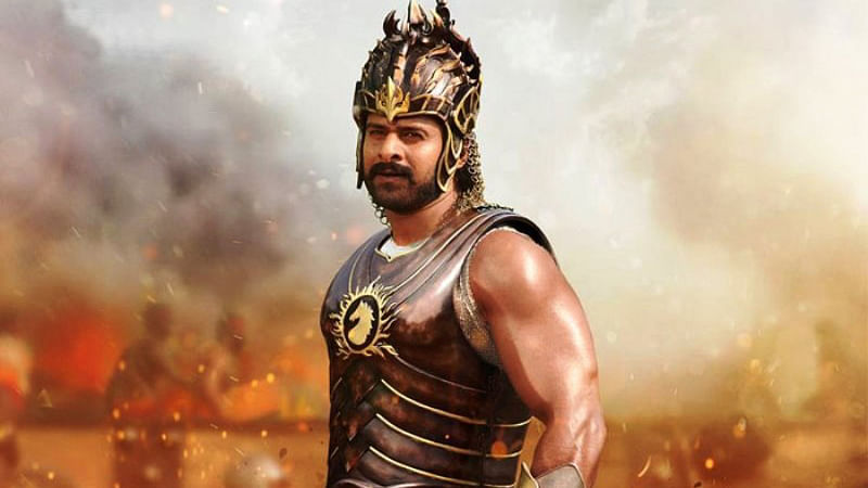 Prabhas in <i>Baahubali. </i>(Photo courtesy: Dharma)