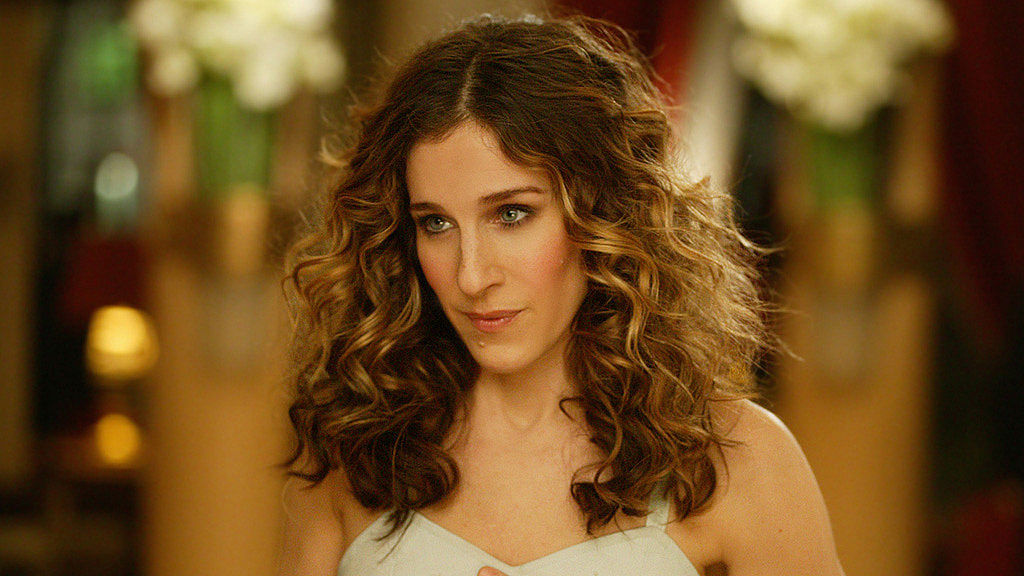 Sarah Jessica Parker in a scene from <i>Sex &amp;&nbsp;The City</i>