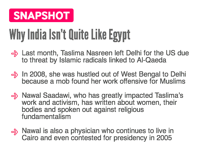 India Could Take Some Lessons in Secularism from Egypt