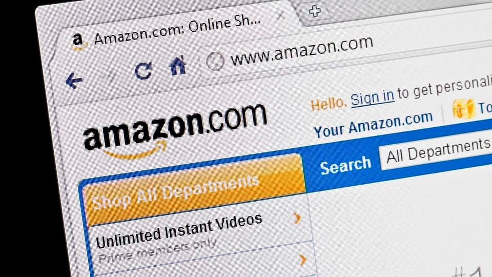 On Friday, Amazon shares closed at a record high of $535.50. (Photo: iStock)