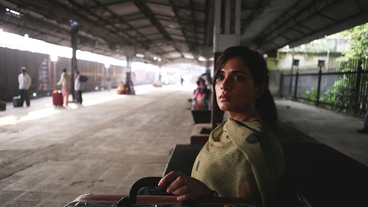 Richa Chadha in a scene from <i>Masaan</i>