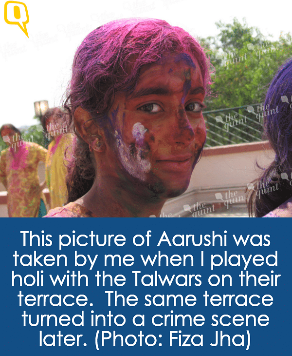 """""""Aarushi Was Bubbly, Jumping At My House a Day Before Her Death"""""""