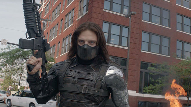 A still from <i>The Winter Soldier</i>