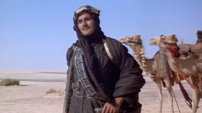 "Omar Sharif in Lawrence of Arabia. (Photo Courtesy: <a href=""https://www.youtube.com/watch?v=ud1zpHW3ito"">YouTube Screengrab</a>)"