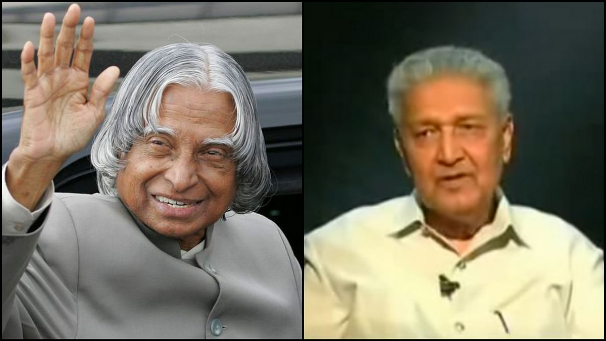 "Dr APJ Abdul Kalam (L) and Dr AQ Khan&nbsp;(Photo: AP/<a href=""https://www.youtube.com/watch?v=MQGaFZLLF2w"">YouTube Screen grab</a>)"