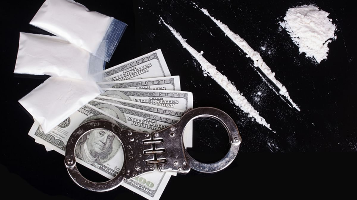 A foreign national, holding drugs worth Rs 5 crore, has been arrested.