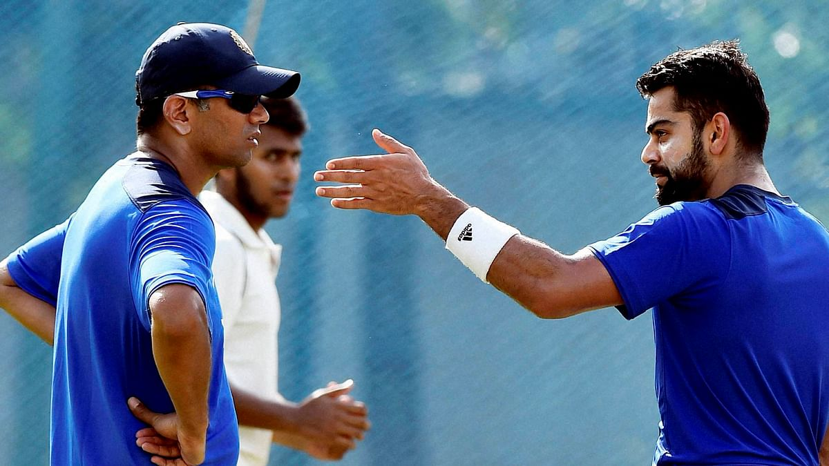 Virat Kohli was the captain of the under-19 team that won the world cup in 2008. (Photo: PTI)