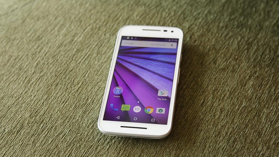 Moto G 3rd Gen (Photo: The Quint)