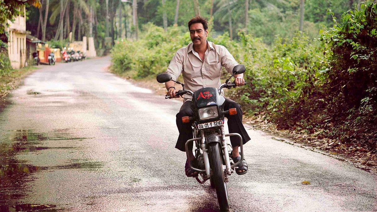 Ajay Devgn in <i>Drishyam</i>