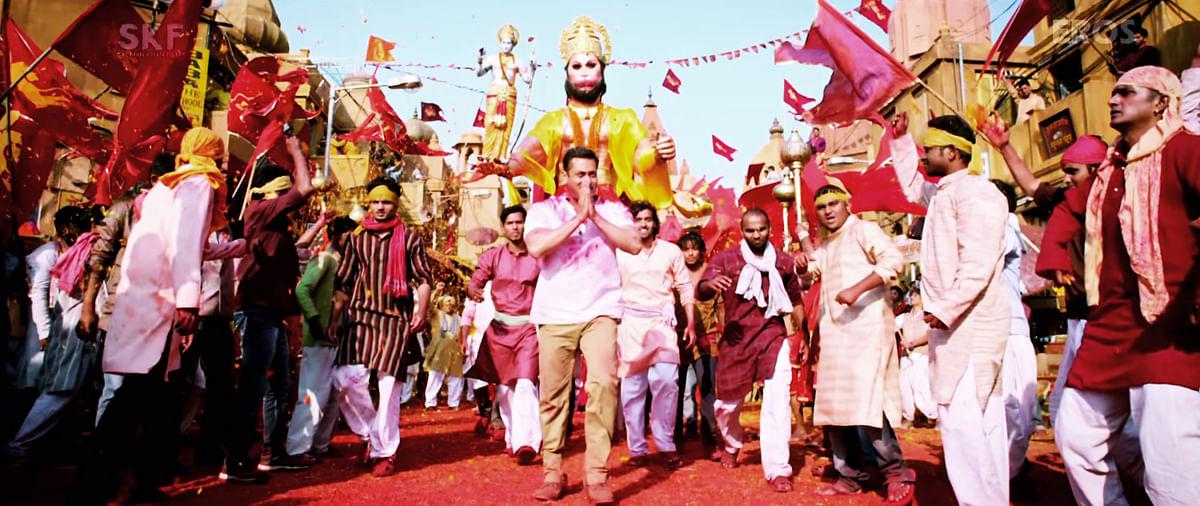 Salman Khan aka Pawan Kumar Chaturvedi in <i>Bajrangi Bhaijaan&nbsp;</i>(Courtesy: YouTube)