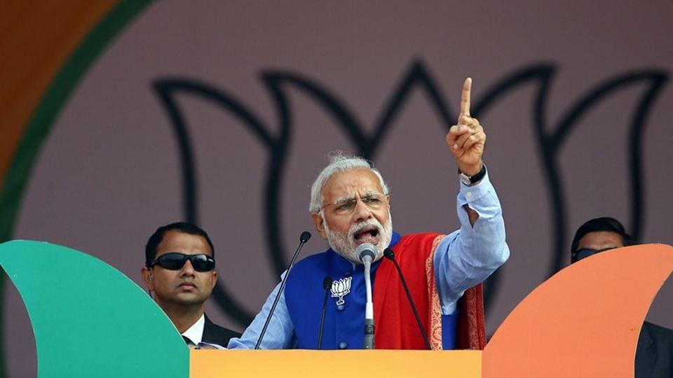 PM Narendra Modi. (Photo: Reuters)