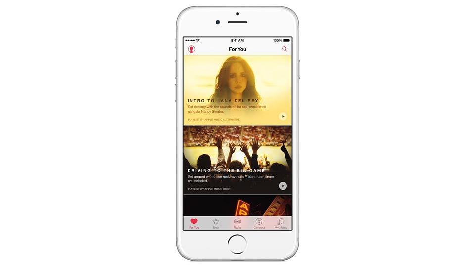 Apple Music (Photo: Apple)