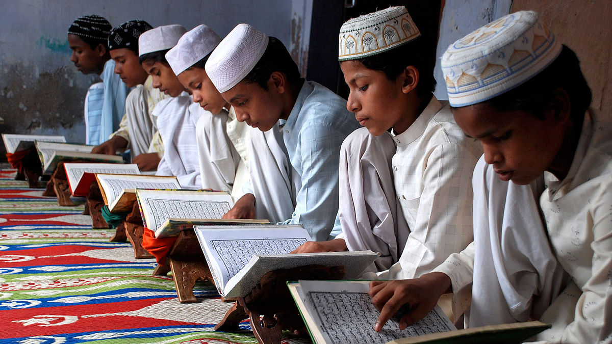 In Maharashtra, there are 1,889 madrassas of which 550 teach modern subjects(Photo: Reuters)