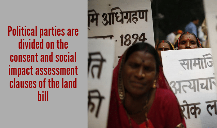 It may be a while before the Land Acquisition Bill is actually passed. (Photo: Reuters)