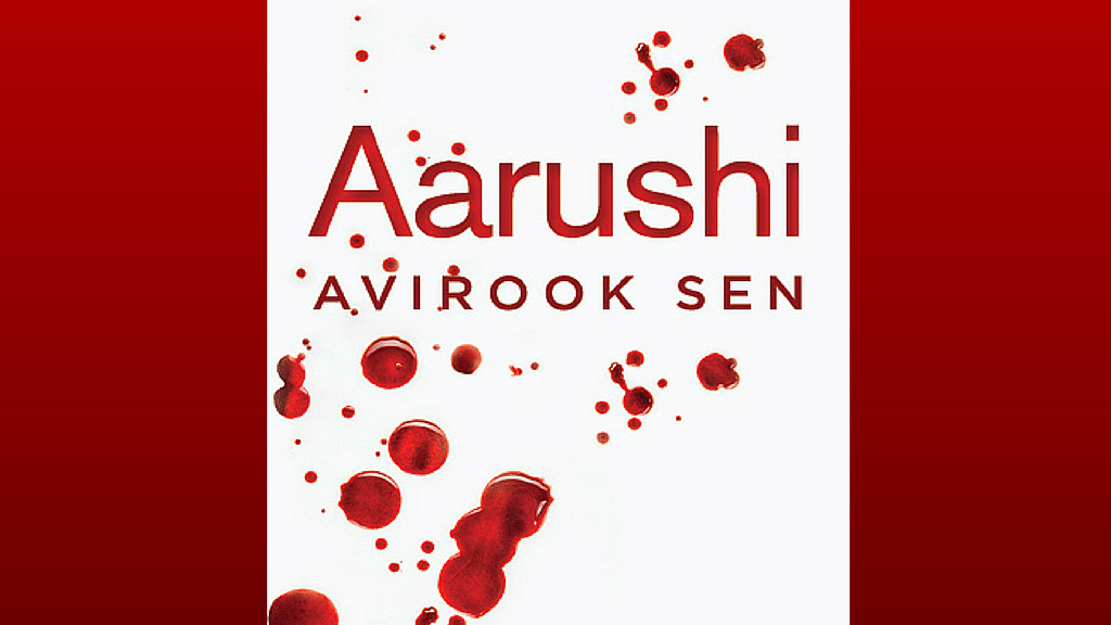 The book cover of Aarushi by Avirook Sen. (Photo: Penguin Books India)