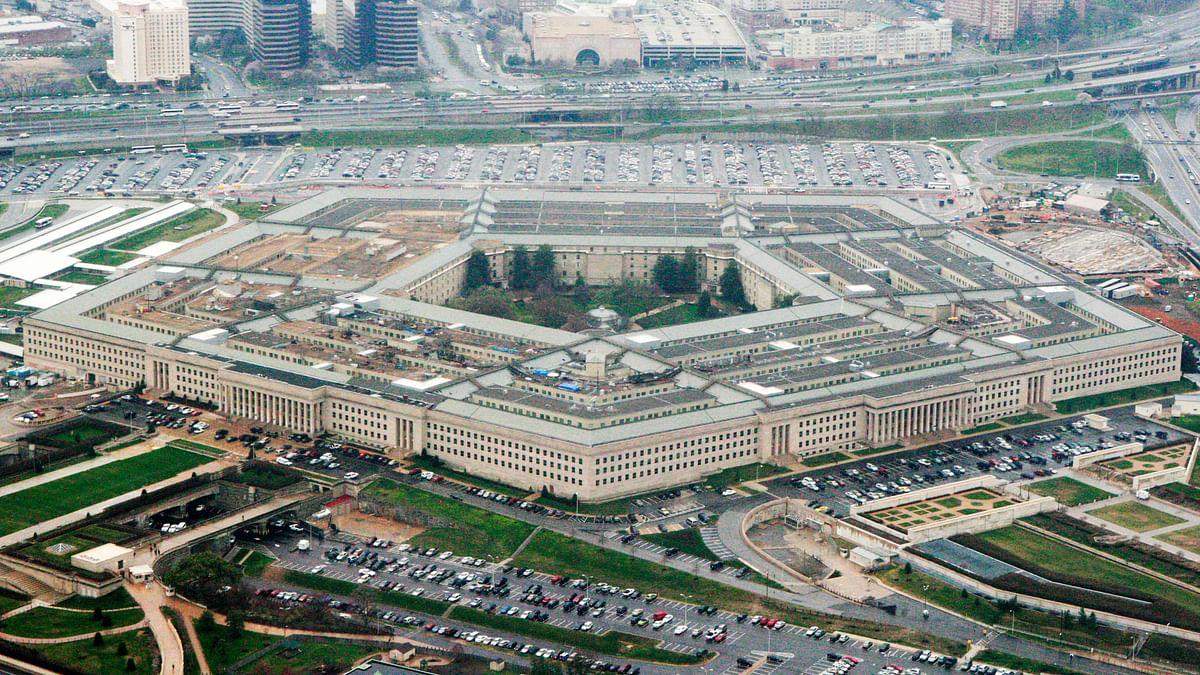 File photo of Pentagon in Washington. (Photo: AP)
