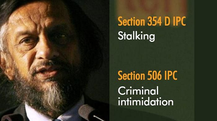 RK Pachauri Sacked from TERI on Sexual Harassment Charges